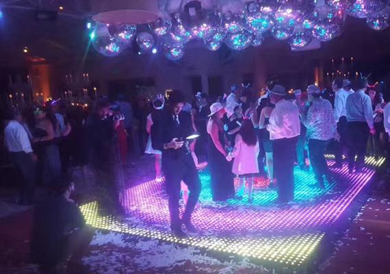 Pistas LED - Pista LED - Pista de Baile LED